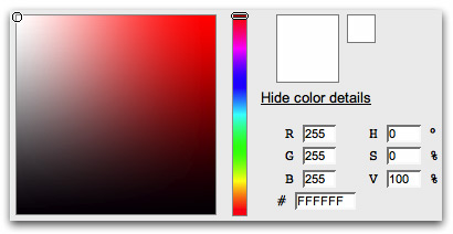 Image result for hsv colour picker